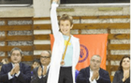 Kilian Gomis, campeón de España