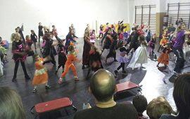 Baile Moderno inicia su Temporada 2013/2014