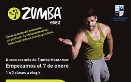 Masterclass Zumba en CA Montemar
