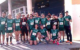 Debut del Urban Runner's Club