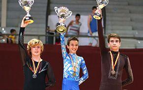 Otra vez campeón España