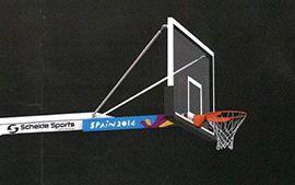 Canastas del Mundial de Basket 2014