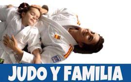 Acto Judo y Familia en Tecnificación
