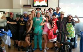 Carnaval en Ciclo indoor