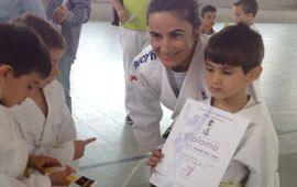 Exámenes de cinturón de Judo