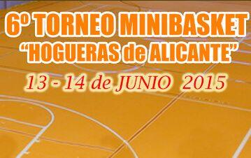 6º Torneo Alevín Hogueras de Alicante 2015