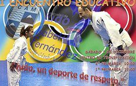 Festival deportivo de la escuela de judo