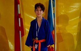 Medalla de Oro en el Municipal de Judo