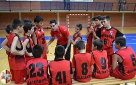 Torneo de Navidad Molina Basket 2015