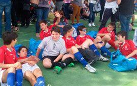 Torneo WICUP 2016 de los Alevines