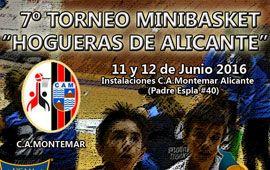7º Torneo Mini-Basket – Hogueras de Alicante