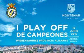 I Play Off Campeones Prebenjamines