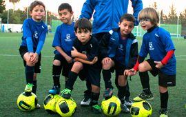 La escuela de fútbol