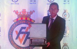 Acto anual de premios de la federación