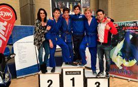 Copa de España de Judo-Isabel Fernández