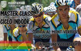 Masterclass especial Ciclo Indoor