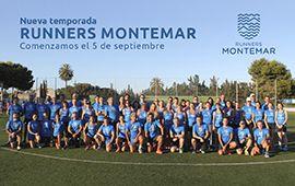 Runners Montemar calientan motores