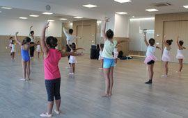 Nuestras bailarinas ya dan sus primeros pasos