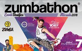 Apúntate al 7º Festival ZUMBATHON Alicante