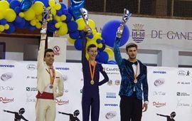 Kilian Campeón de España Solo Danza