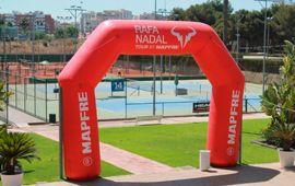 Finalizó con gran éxito la 5ª edición del Rafa Nadal Tour en Montemar