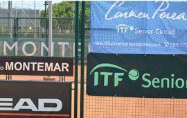 Finaliza el I Torneo ITF Seniors de Montemar