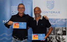 Isidro Lledó y Jorge Tagliaferro Campeones del Mundo +50