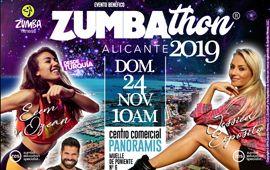 Apúntate al 8º Festival ZUMBATHON Alicante