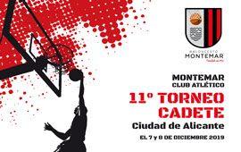 Vuelve el torneo cadete de Baloncesto «Ciudad de Alicante» Montemar
