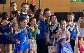 IV Fase y Final del Internacional Iberia Roller Dance Up