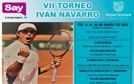 Cuenta atrás para el inicio del VII Torneo Iván Navarro