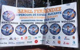 Éxito en la Supercopa de España de Judo Isabel Fernández en Alicante