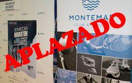 Comunicado Media Maratón de Alicante