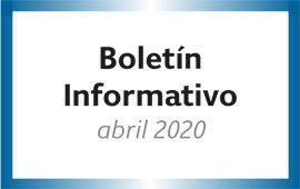Boletín Informativo para socios