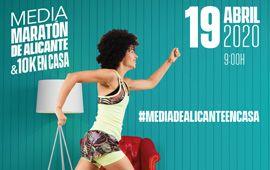 Reto Media Maratón y 10K en Casa