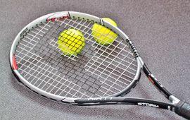 Ya puedes jugar al tenis en Dobles