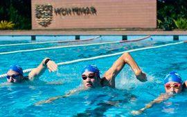 Master class gratuita de natación