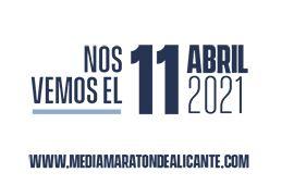 Cancelación 26ª MEDIA MARATÓN & 10K AGUAS DE ALICANTE 2020