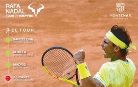 CANCELACIÓN Torneo Rafa Nadal Tour by Mapfre