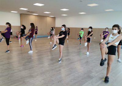 02 Escuela de Baile Moderno C.A. Montemar