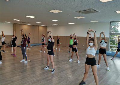 03 Escuela de Baile Moderno C.A. Montemar