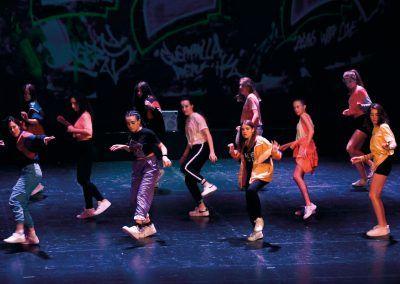 06 Escuela de Baile Moderno C.A. Montemar