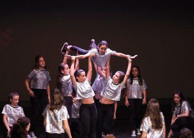 12 Escuela de Baile Moderno C.A. Montemar