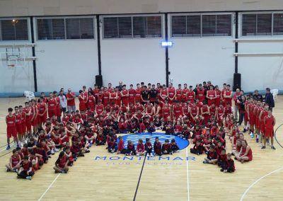 01 Escuela de Baloncesto C.A. Montemar