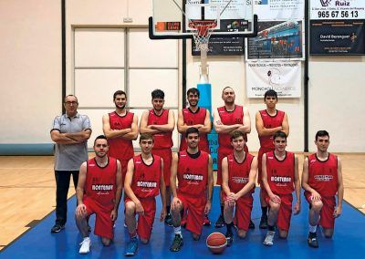 02 Escuela de Baloncesto C.A. Montemar