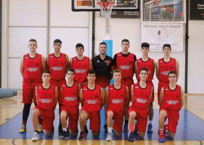03 Escuela de Baloncesto C.A. Montemar