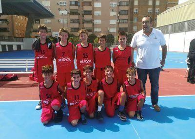 04 Escuela de Baloncesto C.A. Montemar