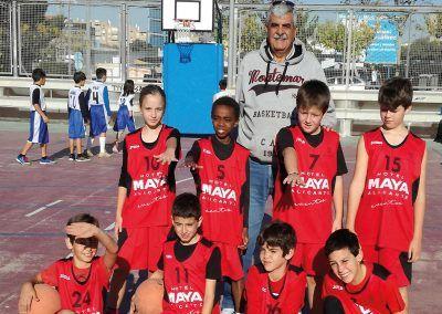 05 Escuela de Baloncesto C.A. Montemar