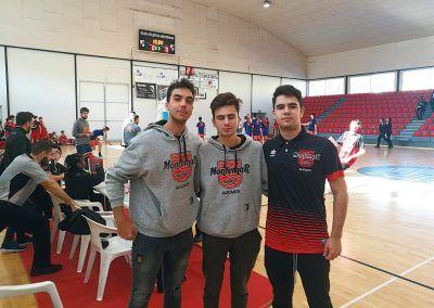 06 Escuela de Baloncesto C.A. Montemar