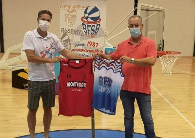07 Escuela de Baloncesto C.A. Montemar